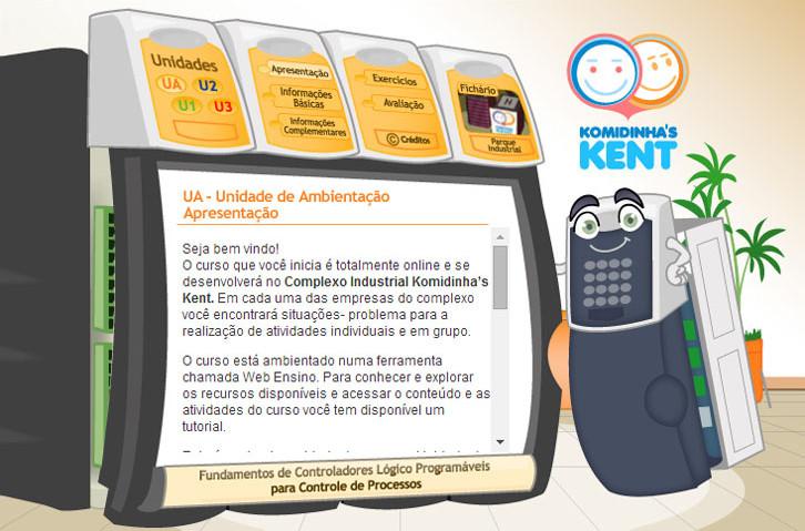 SENAI, CONTROLADORES LÓGICO PROGRAMÁVEIS - EAD de e-learning para educação corporativa