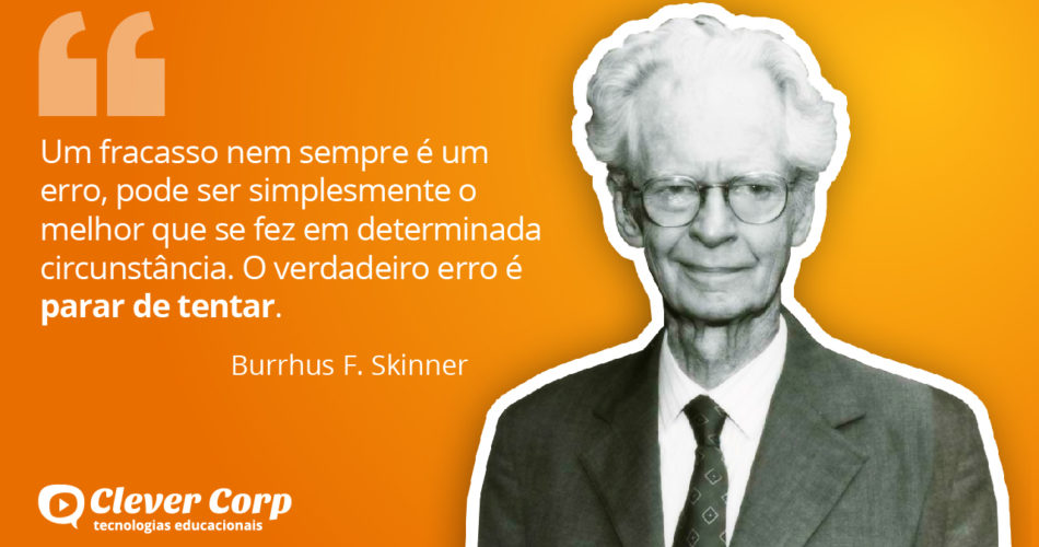 Clever Corp - Burrhus Skinner