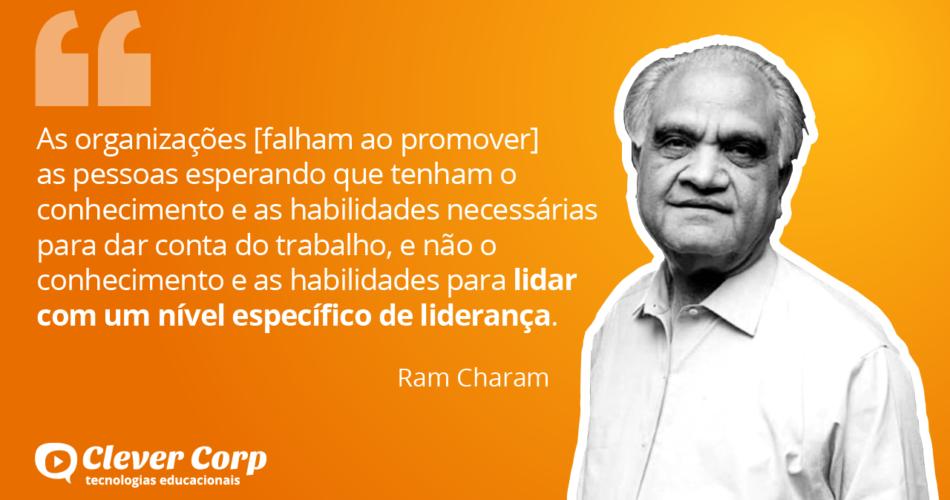 ram Charam e o pipeline de liderança