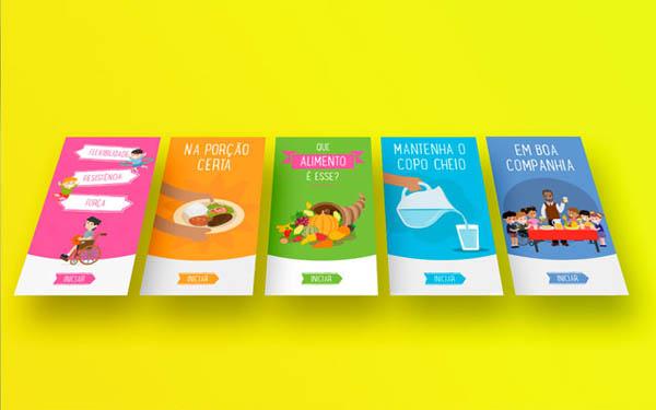 Clever Corp Tecnologias educacionais EAD Crianças mais Saudáveis Fundação Nestlé imagem 05